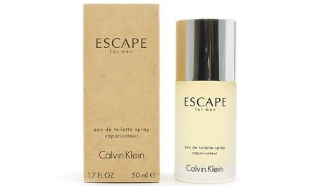 Calvin Klein Escape eau de toilette van 50 ml voor mannen
