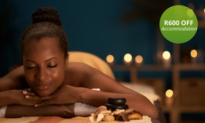 Bakwena Spa: Saturday Night Spa Package Under The Stars from R849 for One at Bakwena Spa