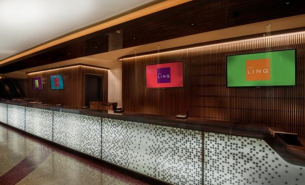 The Linq Hotel Amp Casino In Las Vegas Nv Groupon Getaways