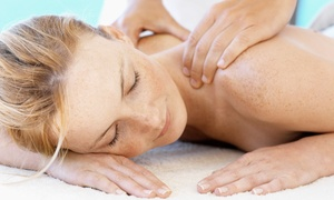 The Pain Treatment & Wellness Center: Massage Therapy or Facial Treatment at The Pain Treatment & Wellness Center (Up to 59% Off). Four Options Available.