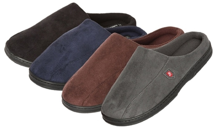 Men\'s Slippers - Deals & Coupons | Groupon
