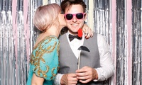 Four-Hour Event Photobooth Hire from Blushbooth (45% Off)