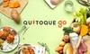 Bon d'achat Quitoque Go