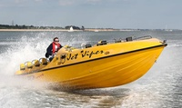 Two-Hour Powerboat Experience on two boats for One or Two at Saber Powersports (Up to 73% Off)