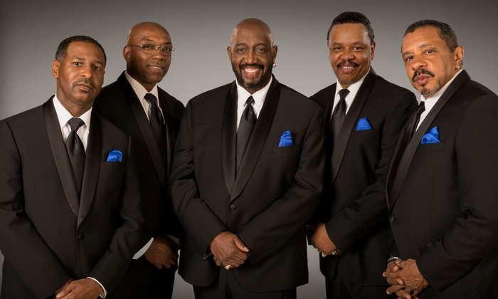 The Temptations - Multiple Locations: The Temptations on Friday, May 6, at 9 p.m. or Friday, June 10, at 9 p.m.