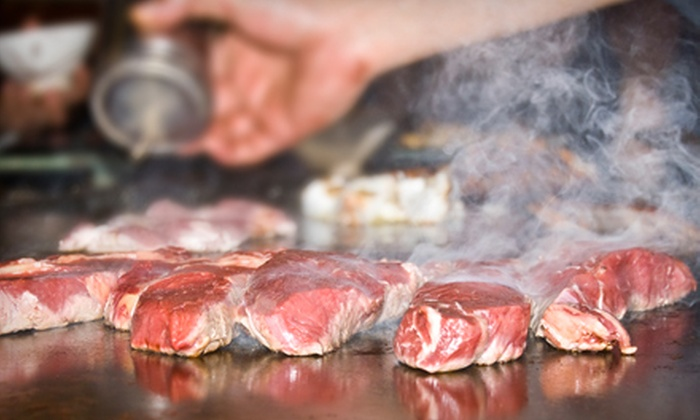 Fujiyama Steak House of Japan - Columbus: $12 for $30 Worth of Hibachi Dinner Cuisine at Fujiyama Steak House of Japan