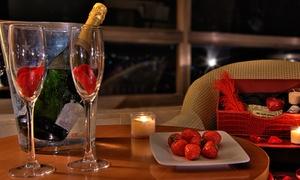 Energia Del Benessere: Spa privata di coppia con calice di vino e frutta più massaggio da 40 minuti alla Spa Energia del Benessere (sconto 50%)
