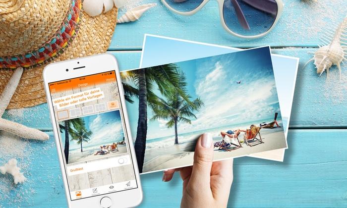 Postkarten Per Handy Verschicken