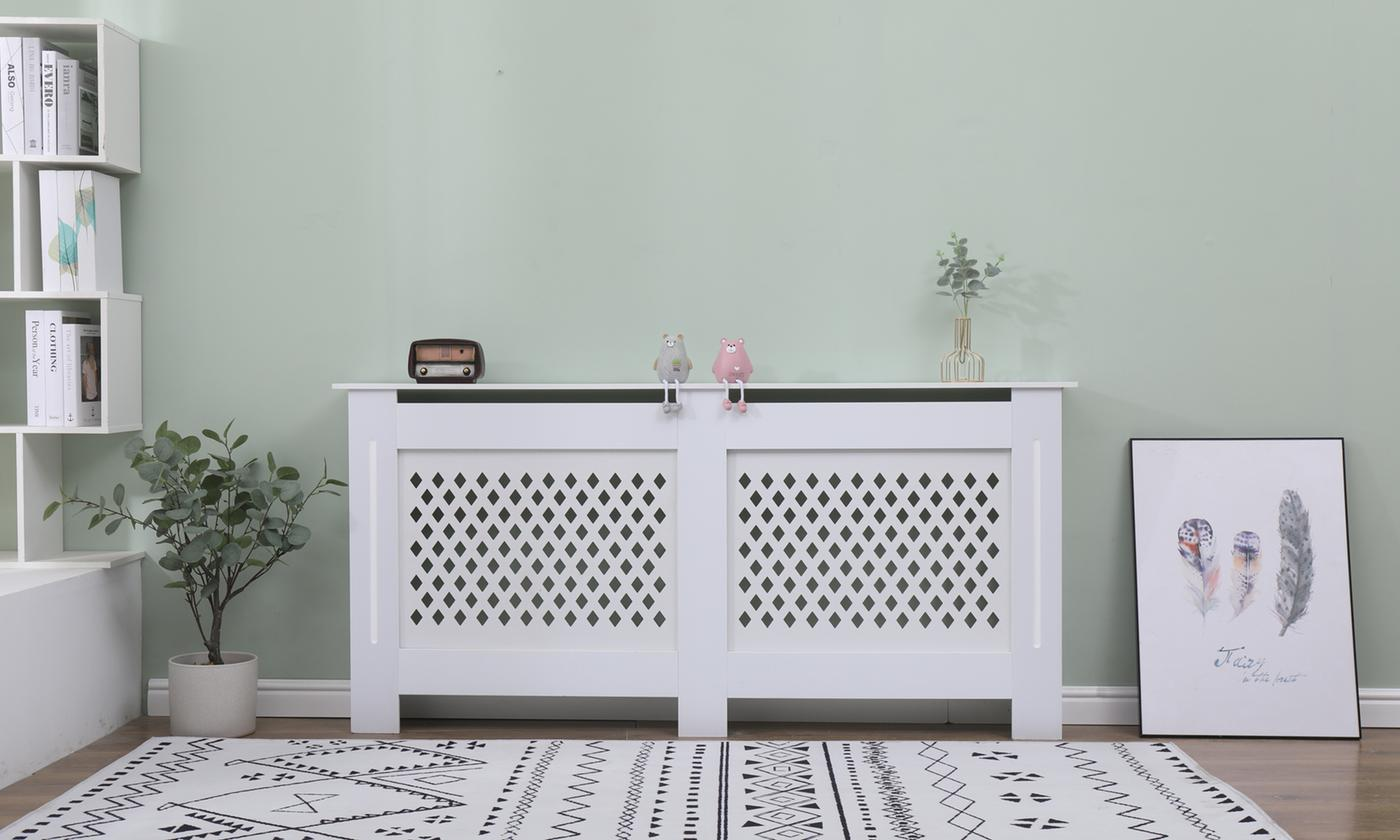 Radiator Cover in Choice of Size
