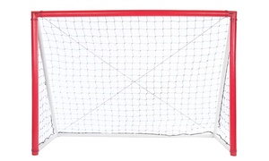 Cage de football gonflable