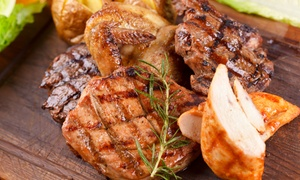 Lavianto Lounge Sunnyside : Choice of Combo Meals from R129 for Two at Lavianto Lounge Sunnyside (Up to 32% Off)