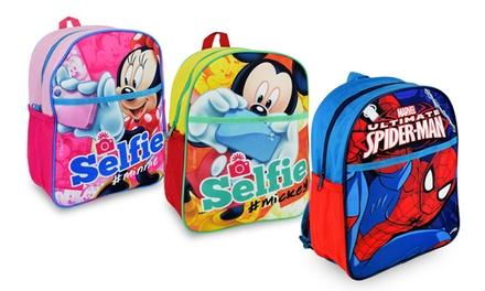 Zaino scuola per bambini Disney