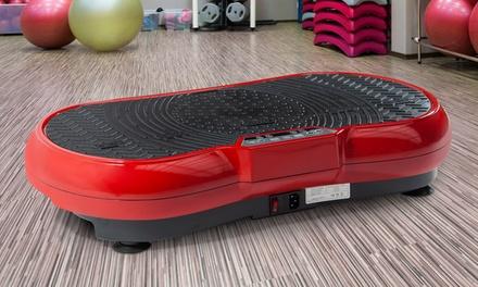 Plateforme à vibration pour body fitness icarus