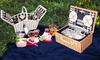 Groupon Goods: From $49 for a Picnic Basket and Accessory Set