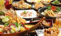 【 最大25%OFF 】のりを名物のもつ鍋と、お酒が進む一品から、ガッツリお肉料理やデザート、そしてドリンクが3時間も ≪ 3時間食べ飲...