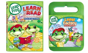 Leap Frog Educational DVDs