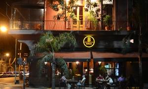 Bakano: Desde $167 por empanadas + pizza grande a elección y cerveza para dos o cuatro en Bakano