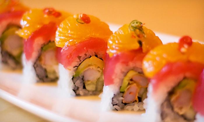 Bara Sushi House - Southeast Clinton: $12 for $25 Worth of Sushi at Bara Sushi House