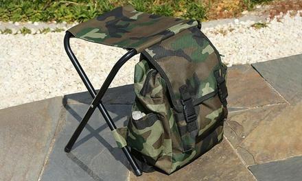 Folding Fishing Chair with Bag