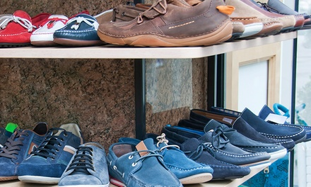 $20 Worth of Kids Shoes or $40 Worth of Adult Shoes from Kates Bros Shoes (Up to 57% Off)