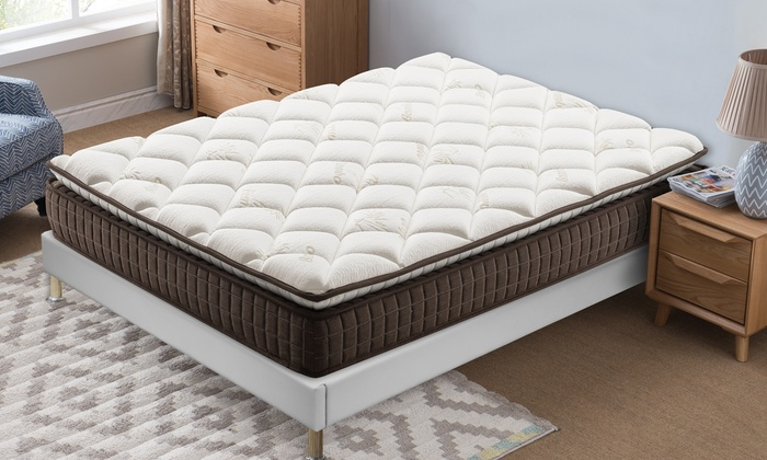 sampur matelas m moire de forme groupon. Black Bedroom Furniture Sets. Home Design Ideas