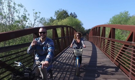 Two-Hour or Full-Day Electric Bike Rental at Ojai Electric Bikes (Up to 50% Off)