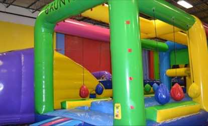 Plainview kids activities deals in plainview ny groupon image placeholder image for one three or five toddler time sessions at bouncers and slydos negle Choice Image