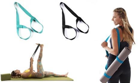 1 o 2 correas de hombro para esterilla de yoga