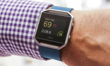 Fitbit Blaze Fitness Watch