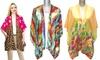 TAGCO USA, INC: Silhouette Open-Style Kimonos