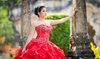 Up to 90% Off Photo Shoot for Quinceañera and Sweet 16