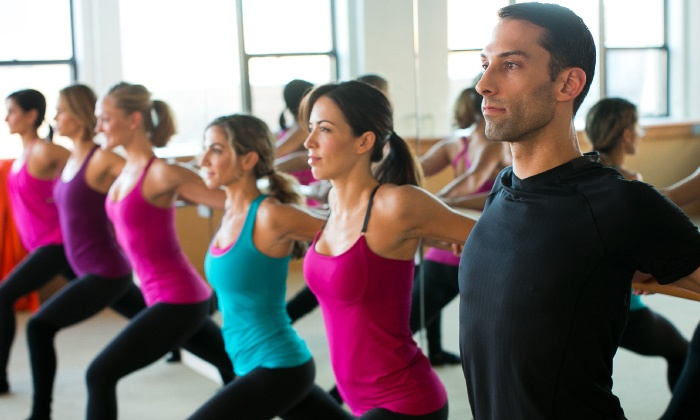 The Dailey Method - Carlsbad: 10 Barre Fitness Classes with Optional Childcare,  or 20 Classes at The Dailey Method (Up to 73% Off)