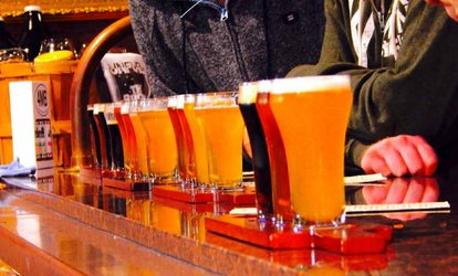 Brewery Experience for One, Two, or Four at Four Mile Brewing (Up to 42% Off)