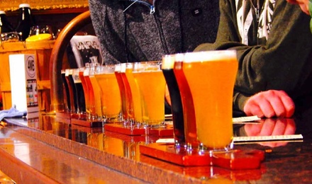 Up to 46% Off Brewery Experience at Four Mile Brewing
