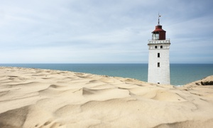 North Point Lighthouse: Lighthouse Visit for Two or Four or a Family Membership to North Point Lighthouse (Up to 70% Off)