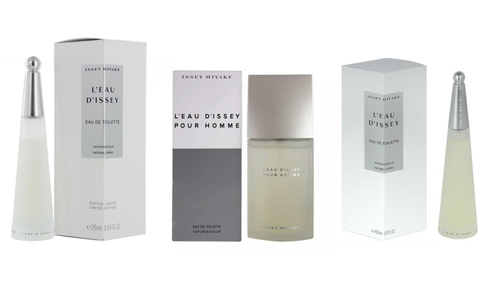 Issey Miyake L'eau D'Issey Fragrances from £22.99 With Free Delivery (Up to 43% Off)