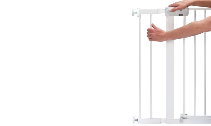 One or Two Safety 1st 14cm Gate Extensions