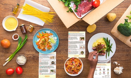 Delicious, Doable Dinners for Everyday Budgets—Affordable Meal Kit Subscription from EveryPlate (Up to 51% Off)