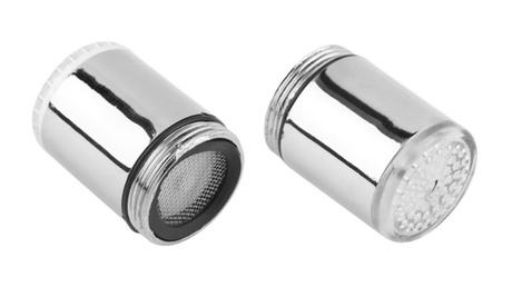 Uno o 2 doccini LED per rubinetto con o senza rilevatore di...
