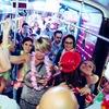 Discotram in tour per Milano