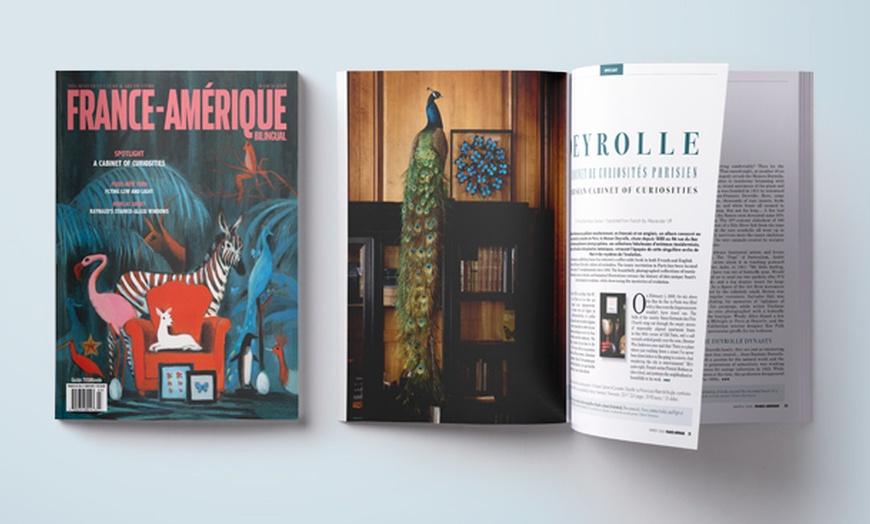 Subscription - France-Amérique | Groupon