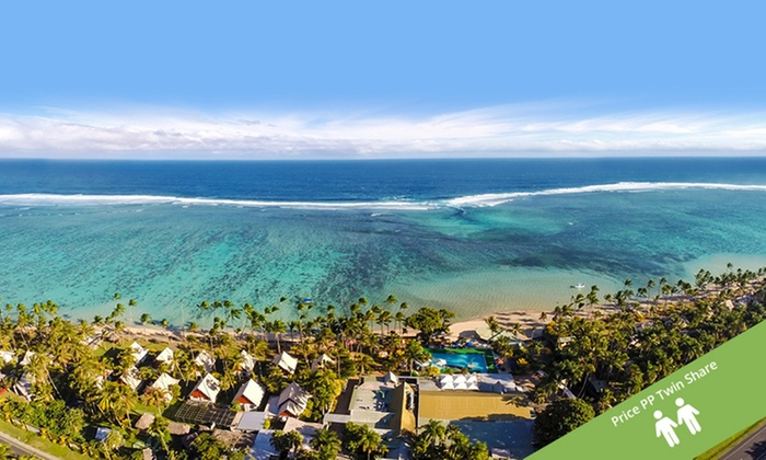 Your Travel Deal - Your Travel Deal: ✈ Fiji: From $799 Per Person for a 7-Night Escape with Flights, Breakfast and Massage at Fiji Hideaway Resort & Spa