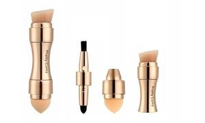Pinceau maquillage 4en1