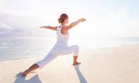 5er- oder 10er-Karte für Yoga bei JaiJaiMa (bis zu 67% sparen*)