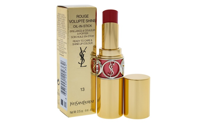Up To 18% Off on Yves Saint Laurent Lipstick | Groupon Goods