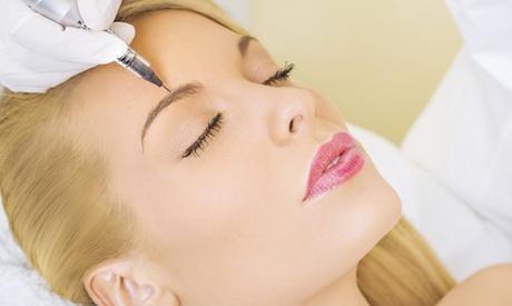 Micropigmentación en zona a elegir entre ojos, cejas y labios desde 89 € en Tatulandia Piercing Center