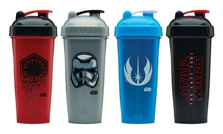 Star Wars: The Last Jedi Protein Shaker Cup (2-Pack)