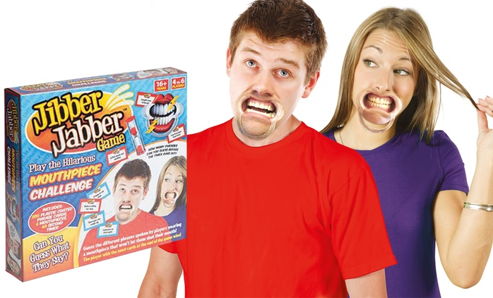 Jibber Jabber Game for €24.99 With Free Delivery