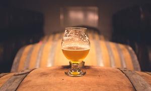 BIRRIFICIO BELGRANO: Degustazione di birra artigianale a scelta al Beer Truck del Birrificio Belgrano sulla Nuova Darsena (sconto fino a 52%)
