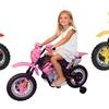 Children's Rechargeable Motorbike